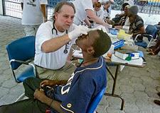 Haiti Crisis Response